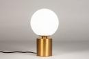 Tafellamp 74261: modern, klassiek, eigentijds klassiek, art deco #2
