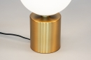 Tafellamp 74261: modern, klassiek, eigentijds klassiek, art deco #5