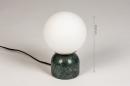 Tafellamp 74262: landelijk, rustiek, retro, klassiek #1