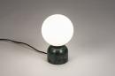 Tafellamp 74262: landelijk, rustiek, retro, klassiek #2