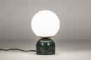 Tafellamp 74262: landelijk, rustiek, retro, klassiek #3