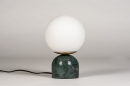 Tafellamp 74262: landelijk, rustiek, retro, klassiek #4