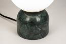 Tafellamp 74262: landelijk, rustiek, retro, klassiek #5