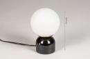 Tafellamp 74263: landelijk, rustiek, retro, klassiek #1
