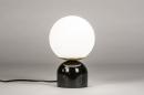 Tafellamp 74263: landelijk, rustiek, retro, klassiek #3