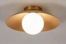 Plafondlamp 74265: design, modern, klassiek, eigentijds klassiek #2