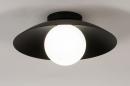 Plafonnier 74267: design, moderne, classique contemporain, verre #2