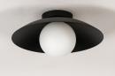 Plafonnier 74267: design, moderne, classique contemporain, verre #3