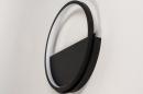 Plafondlamp 74277: design, modern, kunststof, metaal #11