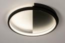 Plafondlamp 74277: design, modern, kunststof, metaal #4