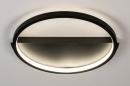 Plafondlamp 74277: design, modern, kunststof, metaal #5