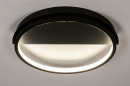 Plafondlamp 74277: design, modern, kunststof, metaal #6