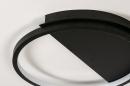 Plafondlamp 74277: design, modern, kunststof, metaal #9