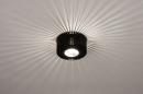 Plafondlamp 74284: industrie, look, design, modern #2