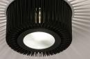 Plafondlamp 74284: industrie, look, design, modern #4