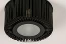 Plafondlamp 74284: industrie, look, design, modern #5