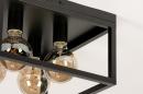 Plafondlamp 74288: industrie, look, landelijk, rustiek #7