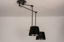 Hanglamp 74291: industrie, look, modern, stoer #2
