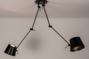 Hanglamp 74291: industrie, look, modern, stoer #3