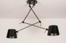 Hanglamp 74291: industrie, look, modern, stoer #4