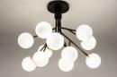 Plafondlamp 74294: design, landelijk, rustiek, modern #2
