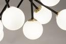 Plafondlamp 74294: design, landelijk, rustiek, modern #4