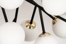 Plafondlamp 74294: design, landelijk, rustiek, modern #5
