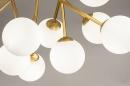 Plafondlamp 74295: design, landelijk, rustiek, modern #4