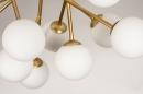 Plafondlamp 74295: design, landelijk, rustiek, modern #5