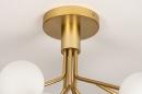 Plafondlamp 74295: design, landelijk, rustiek, modern #6