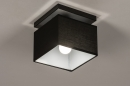 Plafondlamp 74299: landelijk, rustiek, modern, eigentijds klassiek #2