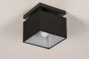 Plafondlamp 74299: landelijk, rustiek, modern, eigentijds klassiek #4