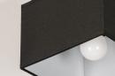 Plafondlamp 74299: landelijk, rustiek, modern, eigentijds klassiek #6