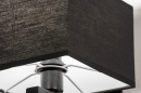 Wandlamp 74301: modern, eigentijds klassiek, stof, metaal #7