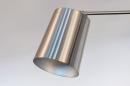 Plafondlamp 74302: modern, metaal, nikkel #7