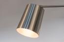 Plafondlamp 74302: modern, metaal, nikkel #8