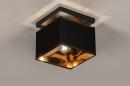 Plafondlamp 74303: landelijk, rustiek, modern, eigentijds klassiek #2