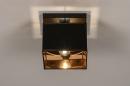 Plafondlamp 74303: landelijk, rustiek, modern, eigentijds klassiek #3