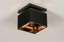 Plafondlamp 74303: landelijk, rustiek, modern, eigentijds klassiek #5