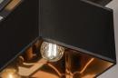 Plafondlamp 74303: landelijk, rustiek, modern, eigentijds klassiek #6