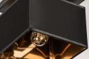 Plafondlamp 74303: landelijk, rustiek, modern, eigentijds klassiek #7