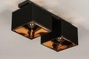 Plafondlamp 74304: landelijk, rustiek, modern, eigentijds klassiek #5