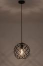 Hanglamp 74309: industrie, look, landelijk, rustiek #3