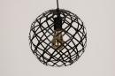 Hanglamp 74309: industrie, look, landelijk, rustiek #7