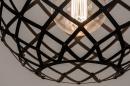 Hanglamp 74309: industrie, look, landelijk, rustiek #8