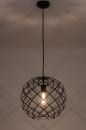 Suspension 74310: look industriel, rural rustique, moderne, retro #3