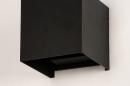 Wandlamp 74316: industrie, look, modern, aluminium #6