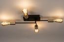 Deckenleuchte 74320: Industrielook, laendlich rustikal, modern, coole Lampen grob #2
