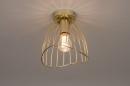 Plafondlamp 74327: modern, retro, eigentijds klassiek, art deco #2