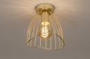 Plafondlamp 74327: modern, retro, eigentijds klassiek, art deco #4